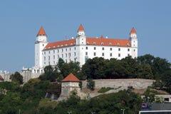 Bratislava castle Royalty Free Stock Image