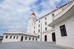 Bratislava Castle IV Stock Photography