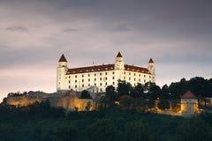 Bratislava castle. Stock Image