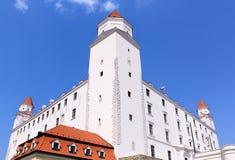Bratislava castle. Slovakia Stock Photography