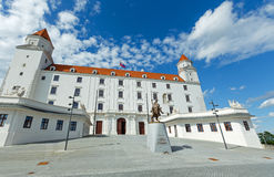 Bratislava Castle, Slovakia. Stock Image