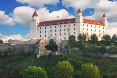 Bratislava castle - Slovakia Royalty Free Stock Images