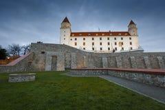 Bratislava castle, Slovakia. Royalty Free Stock Photo