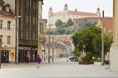 Bratislava Castle, Slovakia Stock Photography