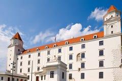 Bratislava castle Stock Photos