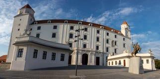Bratislava castle Stock Images