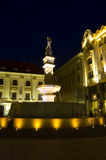 Bratislava city Royalty Free Stock Images