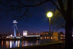 Bratislava city, capital of Slovakia Stock Images