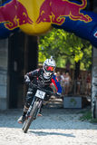 Bratislava City Downhill 2013 Stock Photography