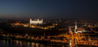 Bratislava Stock Photo