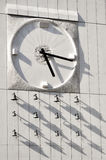 Bratislava Clock Royalty Free Stock Images