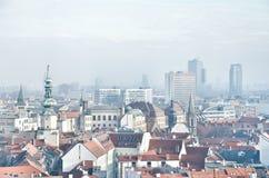 Bratislava, dziejowy centrum Zdjęcia Stock