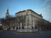 Bratislava es el centro pol?tico, cultural y econ?mico de Eslovaquia libre illustration