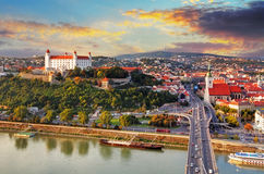 Bratislava, Eslovaquia Imagen de archivo libre de regalías