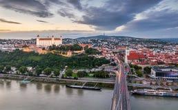 Bratislava, Eslovaquia Imágenes de archivo libres de regalías