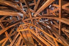 Bratislava - framework form st. Martins cathedral Royalty Free Stock Photo