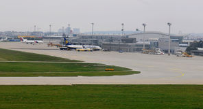 Bratislava International Airport in Slovakia Stock Photography