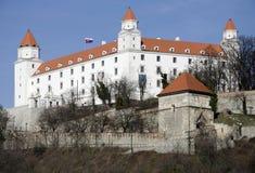 Bratislava kasztel Zdjęcie Stock