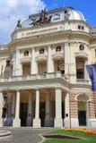 Bratislava National Theater Stock Image