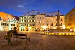 Bratislava. Royalty Free Stock Photo