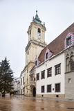 Bratislava Old Town Hall Stock Photography