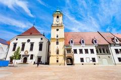 Bratislava Old Town Hall Royalty Free Stock Photos