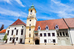 Bratislava Old Town Hall Stock Images