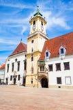 Bratislava Old Town Hall Royalty Free Stock Photo