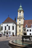 Bratislava Old Town - Slovakia Stock Image