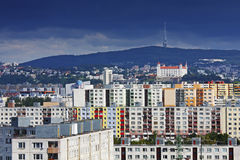Bratislava-Petrzalka Stock Image