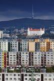 Bratislava-Petrzalka Stock Photo
