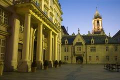 Bratislava - Primacial palace and town-hall Royalty Free Stock Photos