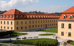 Bratislava-Schloss Stockfoto
