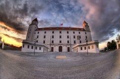 Bratislava-Schloss Stockfotografie