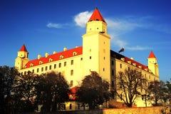 Bratislava-Schloss Stockfotos