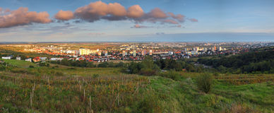 Bratislava settlement Royalty Free Stock Images