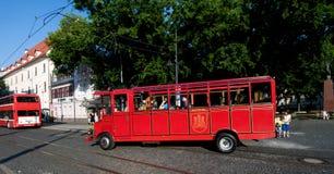 Bratislava sightseeing Stock Photos