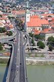 Bratislava, Sistani Fotografia Royalty Free