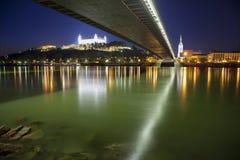 Bratislava, Sistani. obraz royalty free