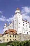Bratislava slott. Arkivbild