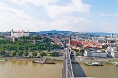 Bratislava, Slovacchia Fotografia Stock Libera da Diritti