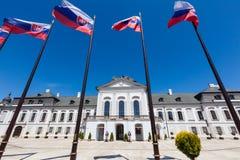 bratislava slovakia Royaltyfria Foton
