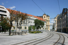 Bratislava, Slovakia Royalty Free Stock Photos
