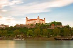 bratislava slovakia Fotografering för Bildbyråer