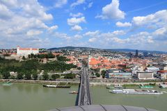 Bratislava Royalty Free Stock Photos