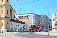 Bratislava, Slovakia. Stock Images