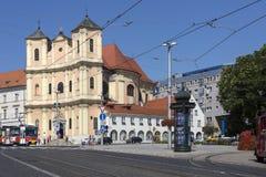Bratislava - Slovakia - Eastern Europe Stock Image