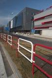 BRATISLAVA, SLOVAKIA - MARCH 15: Stadium Stock Images