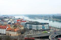 Bratislava, Slovakia Stock Photography