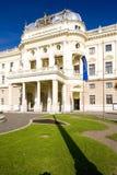Bratislava Slovakien Arkivbild